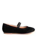 Suede shoes - Black - Kids | H&M 2