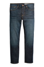 360° Tech Stretch Jeans - Dark denim blue - Men | H&M CN 2