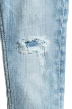 Superstretch Skinny fit Jeans - Bleu denim clair - ENFANT | H&M FR 4