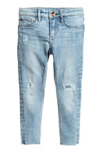 Superstretch Skinny fit Jeans - Bleu denim clair - ENFANT | H&M FR 2