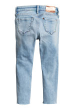 Superstretch Skinny fit Jeans - Bleu denim clair - ENFANT | H&M FR 3
