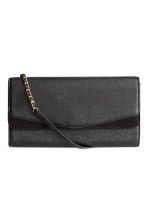 Clutch bag - Black - Ladies | H&M 2