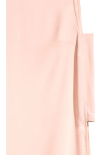Crêpe tunic - Powder pink - Ladies | H&M CN 3