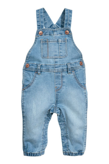 Salopette - Blu denim -  | H&M IT 1