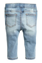 Treggings - Light denim blue -  | H&M CN 2