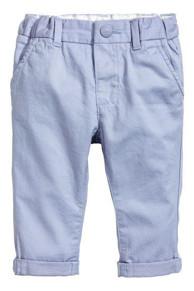 Chinos - Purple - Kids | H&M 1