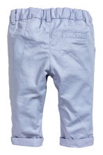 Chinos - Purple - Kids | H&M 2