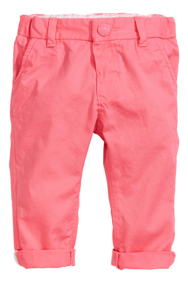 Chinos - Rosa - BAMBINO | H&M IT 1