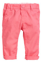 Chinos - Rosa -  | H&M IT 1