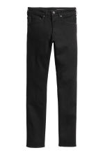 No Fade Skinny Jeans - Black/No fade black - Men | H&M CN 2