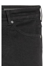 No Fade Skinny Jeans - Black/No fade black - Men | H&M 4