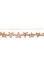 2-pack hairbands - Powder pink - Kids | H&M CN 3