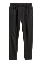 Sports trousers - Black - Men | H&M 2