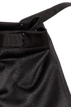Mesh backpack - Black - Men | H&M CN 2