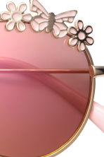 Sunglasses - Gold/Pink - Kids | H&M 3