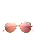 Sunglasses - Gold/Pink - Kids | H&M 2
