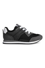 Sneakers in mesh - Nero - BAMBINO | H&M IT 2