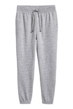 Joggers - Grey marl - Ladies | H&M CN 2