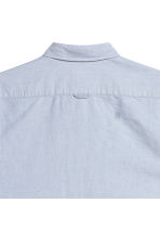 Oxford shirt Regular fit - Light grey - Men | H&M CN 3