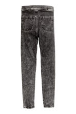 Treggings High waist - Black washed out - Kids | H&M 3