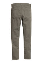 Stretch trousers - Khaki green - Kids | H&M CN 3