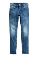 Skinny Low Jeans - Denim blue - Men | H&M CN 2