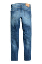 Skinny Low Jeans - Blu denim - UOMO | H&M IT 3