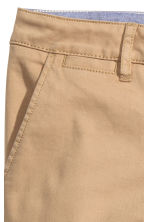 Chino Slim fit - Beige -  | H&M FR 3
