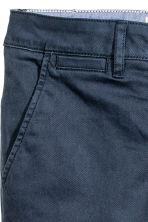 Chinos Slim fit - Azul oscuro -  | H&M ES 2