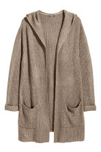 Long cardigan - Mole - Men | H&M CN 2