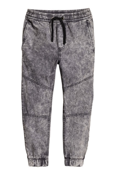 Pull-on trousers