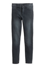 Treggings - Dark grey washed out - Kids | H&M 2