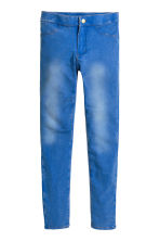 Treggings - Blue washed out - Kids | H&M 2