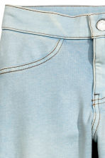 Treggings - Light blue washed out -  | H&M 3