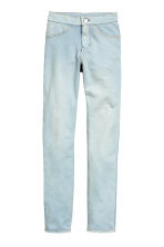 Treggings - Light blue washed out - Kids | H&M 2