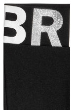 Leggings - Black/Brooklyn -  | H&M 3