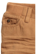 Twill trousers - Camel - Kids | H&M CN 2