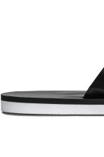 Slider sandals - Black - Men | H&M CN 4
