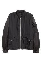 Bomber - Nero - DONNA | H&M IT 2