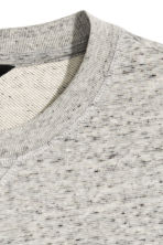 Sweatshirt - Grey marl - Men | H&M 2