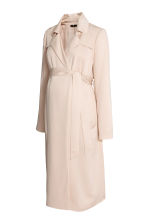 MAMA Trenchcoat - Light beige - Ladies | H&M CA 2