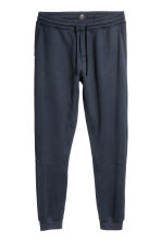 Sports trousers - Dark blue - Men | H&M CN 2