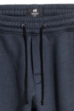 Sports trousers - Dark blue - Men | H&M CN 3