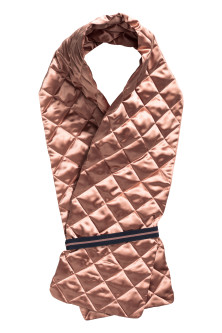 Quilted scarf