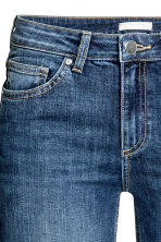 Skinny Low Jeans - Denim blue - Ladies | H&M CA 4
