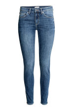 Skinny Low Jeans - Denim blue - Ladies | H&M 2