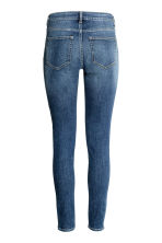 Skinny Low Jeans - Denim blue - Ladies | H&M 3