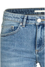 Skinny Low Jeans - Light denim blue -  | H&M 4