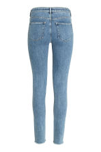 Skinny Low Jeans - Light denim blue -  | H&M 3