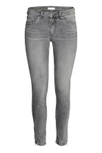 Grey denim